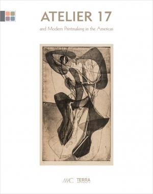 Capa para Atelier 17 and modern printmaking in the Americas